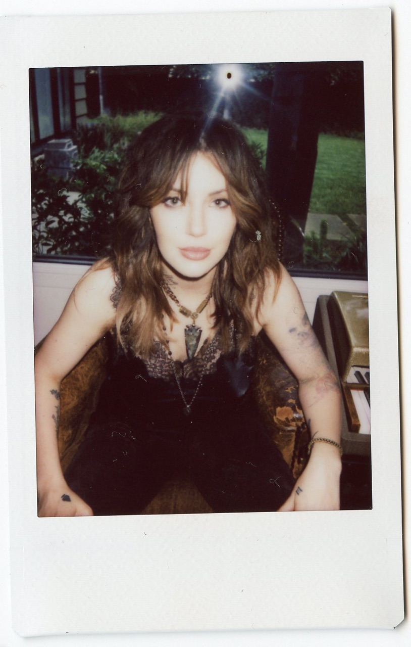 Dorothy Polaroid Press Photo.JPG
