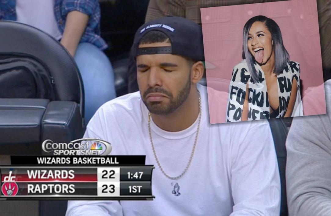 Drake-Cardi